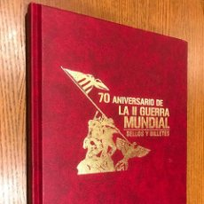 Libros de segunda mano: 70 ANIVERSARIO DE LA II GUERRA MUNDIAL SELLOS Y BILLETES. . Lote 118669531