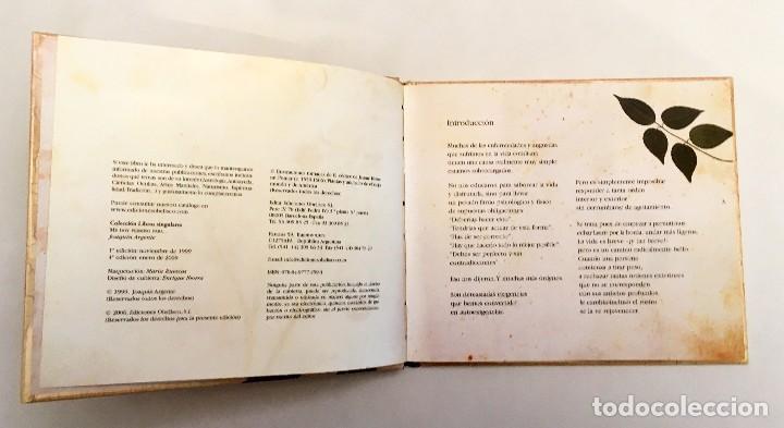 Libros de segunda mano: ME DOY PERMISO PARA... JOAQUÍN ARGENTE - colección libros singulares - Foto 7 - 118678143