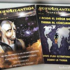 Libros de segunda mano: REVISTA NUEVATLANTIDA - ESOTERISMO UFOLOGIA N-5 MAYO 2005 - CON SUPLEMENTO ESPECIAL. Lote 118731247