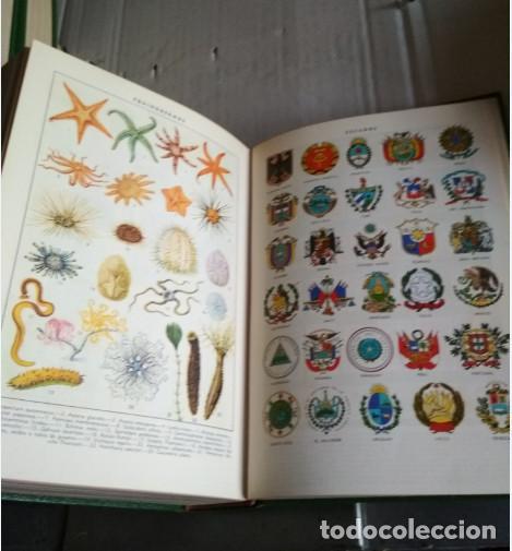 Libros de segunda mano: DICCIONARIO ENCICLOPEDICO ILUSTRADO, SOPENA 1965, 4 TOMOS, LIBROS - Foto 5 - 118755219