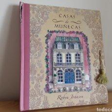 Libros de segunda mano: LIBRO CASAS DE MUÑECAS, MONTENA, 2006. Lote 118854363
