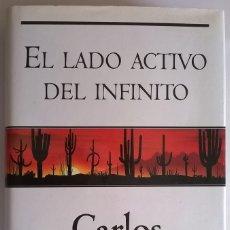 Libros de segunda mano - 456-El lado activo del infinito-Castaneda, Carlos, MILLENIUM - 54337960