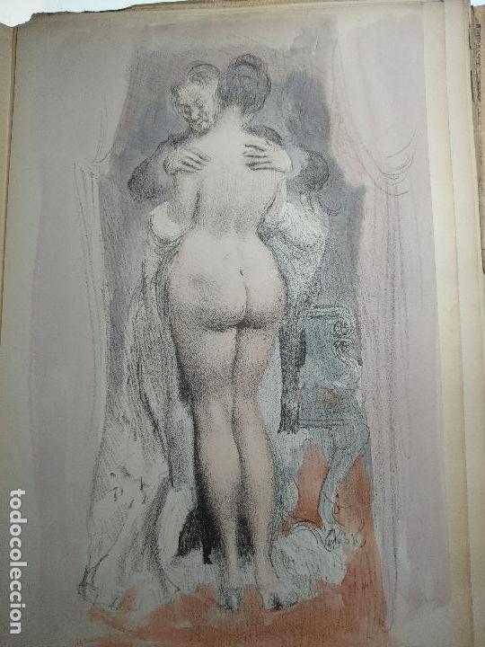 Libros de segunda mano: NOVELLE CRASSE - DIONYSOS - 12 ILUSTRACIONES - DE ADRIANO SCBALDI - 1948 - TORINO - EN ITALIANO - - Foto 5 - 118990487