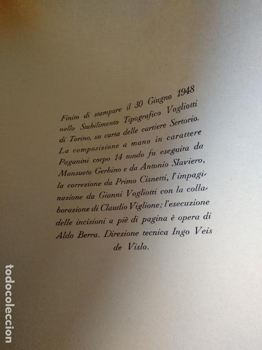 Libros de segunda mano: NOVELLE CRASSE - DIONYSOS - 12 ILUSTRACIONES - DE ADRIANO SCBALDI - 1948 - TORINO - EN ITALIANO - - Foto 12 - 118990487