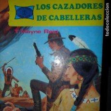 Libros de segunda mano: LOS CAZADORES DE CABELLERAS, T. MAYNE REID, ED. TORAY. Lote 119014231
