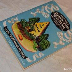 Libros de segunda mano: ANTIGUO Y VINTAGE - AÑO 1939 - LIBRO DE PAPIROFLEXIA - LUSTIGES PAPIER FALT BUCHLEIN - HAZ OFERTA. Lote 119142291