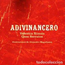 Libros de segunda mano: ADIVINANCERO. SERRATOS, CUCA; RINCON, VALENTIN. VA-239. Lote 119223279