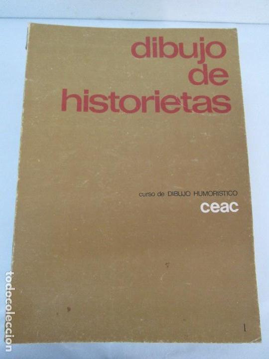 Libros de segunda mano: DIBUJO DE HISTORIETAS 3L. DIBUJO DE CARICATURAS 5 LIBROS Nº 6 REPETIDO. DIBUJO DE CHISTES 10 LIBROS. - Foto 7 - 119224415