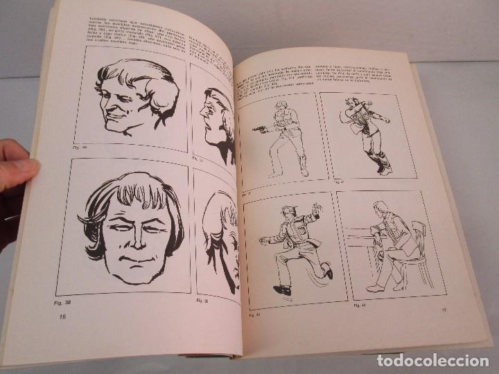 Libros de segunda mano: DIBUJO DE HISTORIETAS 3L. DIBUJO DE CARICATURAS 5 LIBROS Nº 6 REPETIDO. DIBUJO DE CHISTES 10 LIBROS. - Foto 14 - 119224415