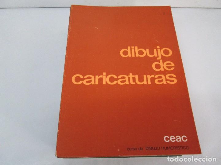 Libros de segunda mano: DIBUJO DE HISTORIETAS 3L. DIBUJO DE CARICATURAS 5 LIBROS Nº 6 REPETIDO. DIBUJO DE CHISTES 10 LIBROS. - Foto 22 - 119224415