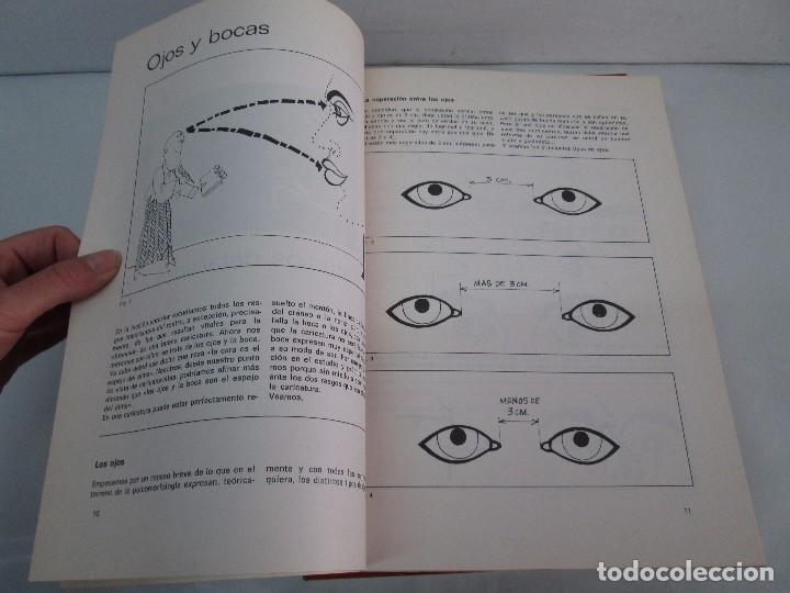 Libros de segunda mano: DIBUJO DE HISTORIETAS 3L. DIBUJO DE CARICATURAS 5 LIBROS Nº 6 REPETIDO. DIBUJO DE CHISTES 10 LIBROS. - Foto 25 - 119224415