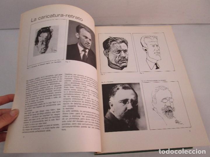 Libros de segunda mano: DIBUJO DE HISTORIETAS 3L. DIBUJO DE CARICATURAS 5 LIBROS Nº 6 REPETIDO. DIBUJO DE CHISTES 10 LIBROS. - Foto 29 - 119224415