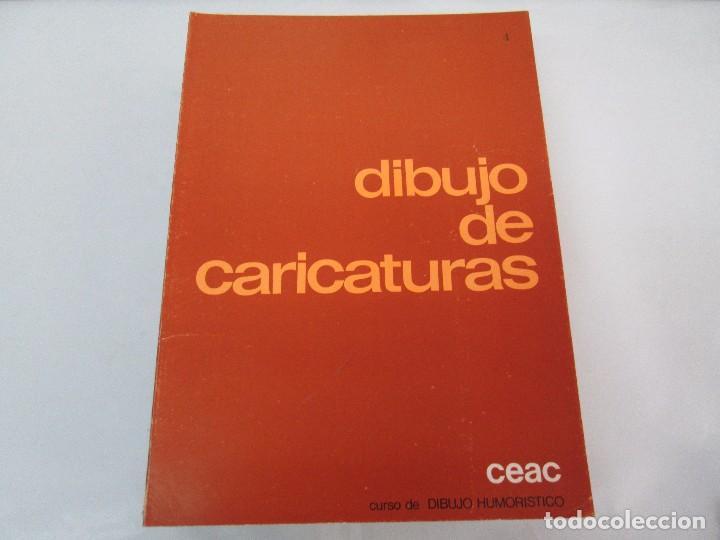 Libros de segunda mano: DIBUJO DE HISTORIETAS 3L. DIBUJO DE CARICATURAS 5 LIBROS Nº 6 REPETIDO. DIBUJO DE CHISTES 10 LIBROS. - Foto 32 - 119224415