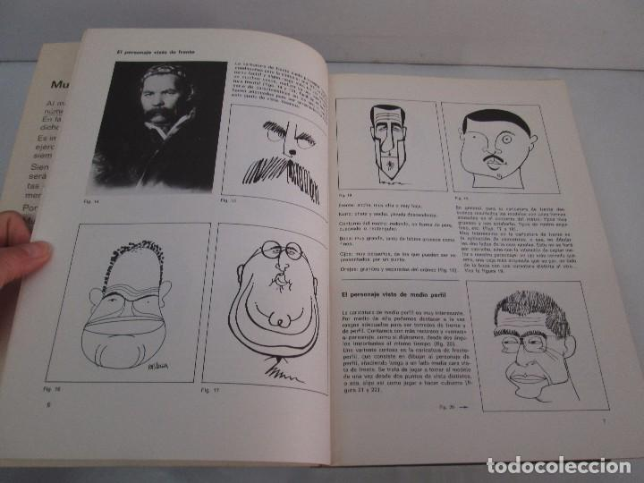 Libros de segunda mano: DIBUJO DE HISTORIETAS 3L. DIBUJO DE CARICATURAS 5 LIBROS Nº 6 REPETIDO. DIBUJO DE CHISTES 10 LIBROS. - Foto 33 - 119224415