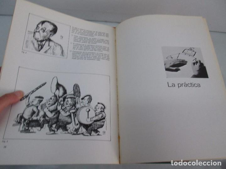 Libros de segunda mano: DIBUJO DE HISTORIETAS 3L. DIBUJO DE CARICATURAS 5 LIBROS Nº 6 REPETIDO. DIBUJO DE CHISTES 10 LIBROS. - Foto 34 - 119224415