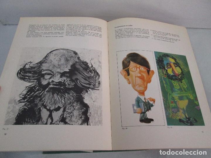 Libros de segunda mano: DIBUJO DE HISTORIETAS 3L. DIBUJO DE CARICATURAS 5 LIBROS Nº 6 REPETIDO. DIBUJO DE CHISTES 10 LIBROS. - Foto 40 - 119224415