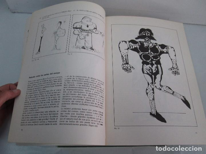 Libros de segunda mano: DIBUJO DE HISTORIETAS 3L. DIBUJO DE CARICATURAS 5 LIBROS Nº 6 REPETIDO. DIBUJO DE CHISTES 10 LIBROS. - Foto 48 - 119224415