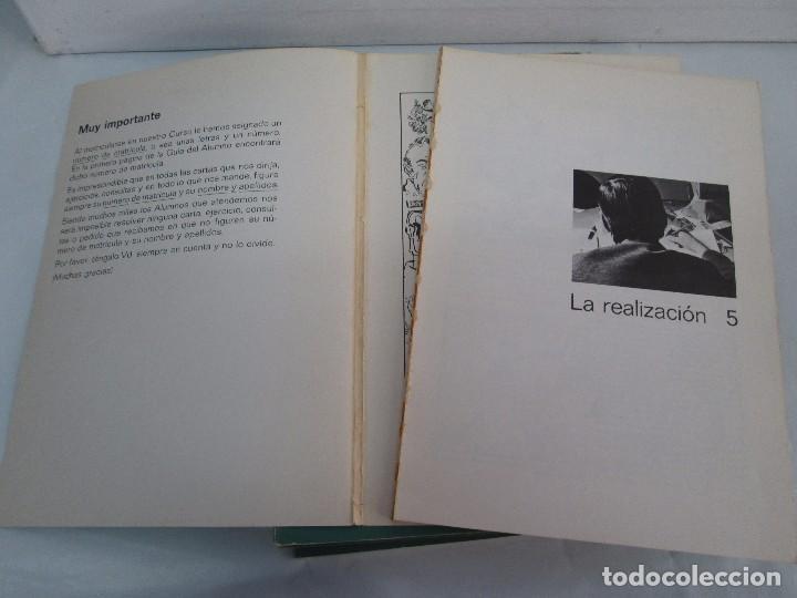 Libros de segunda mano: DIBUJO DE HISTORIETAS 3L. DIBUJO DE CARICATURAS 5 LIBROS Nº 6 REPETIDO. DIBUJO DE CHISTES 10 LIBROS. - Foto 63 - 119224415