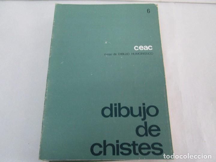 Libros de segunda mano: DIBUJO DE HISTORIETAS 3L. DIBUJO DE CARICATURAS 5 LIBROS Nº 6 REPETIDO. DIBUJO DE CHISTES 10 LIBROS. - Foto 67 - 119224415