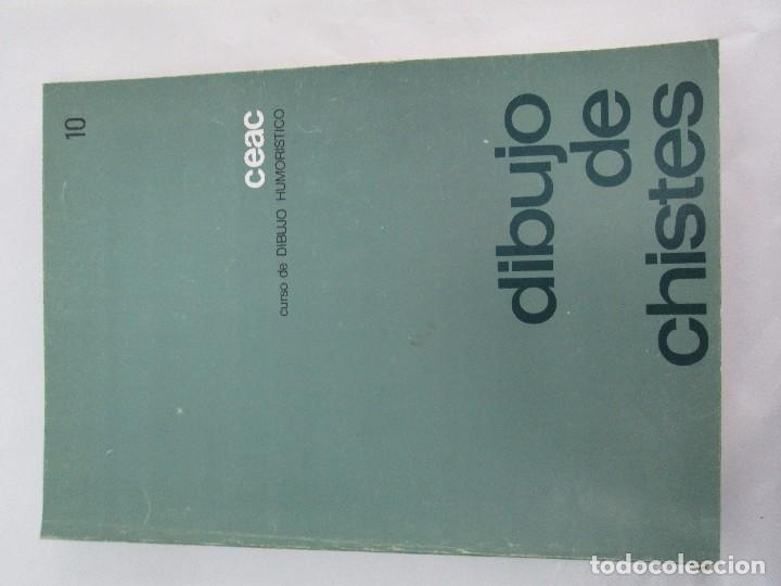 Libros de segunda mano: DIBUJO DE HISTORIETAS 3L. DIBUJO DE CARICATURAS 5 LIBROS Nº 6 REPETIDO. DIBUJO DE CHISTES 10 LIBROS. - Foto 80 - 119224415