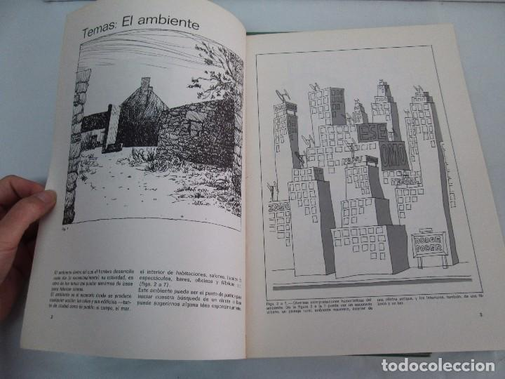 Libros de segunda mano: DIBUJO DE HISTORIETAS 3L. DIBUJO DE CARICATURAS 5 LIBROS Nº 6 REPETIDO. DIBUJO DE CHISTES 10 LIBROS. - Foto 81 - 119224415