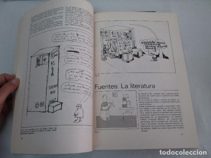 Libros de segunda mano: DIBUJO DE HISTORIETAS 3L. DIBUJO DE CARICATURAS 5 LIBROS Nº 6 REPETIDO. DIBUJO DE CHISTES 10 LIBROS. - Foto 82 - 119224415