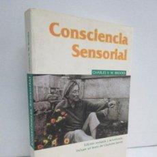 Libros de segunda mano: CONSCIENCIA SENSORIAL. CHARLES V. W. BROOKS. LOS LIBROS DE LA LIEBRE DE MARZO 1996. VER FOTOS. Lote 119241723
