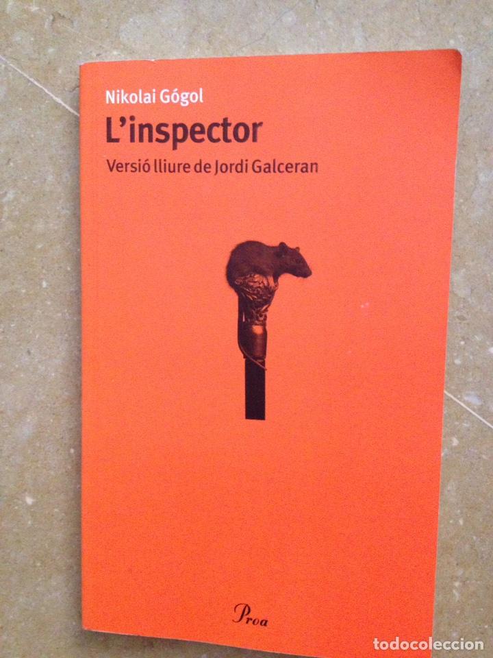 L'INSPECTOR (NIKOLAI GÓGOL) PROA (Libros de Segunda Mano (posteriores a 1936) - Literatura - Otros)