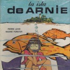 Libros de segunda mano: LEVIE / FORSTER : LA ISLA DE ARNIE (VALLÉS, 1970) AÚN PRECINTADO. Lote 119275327