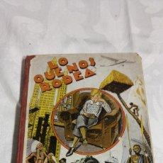 Libros de segunda mano: LIBRO LO QUE NOS RODEA POR MANUEL MARINEL.LO E ILUSTRADO POR RICARDO OPISSO. 1938. Lote 119291470