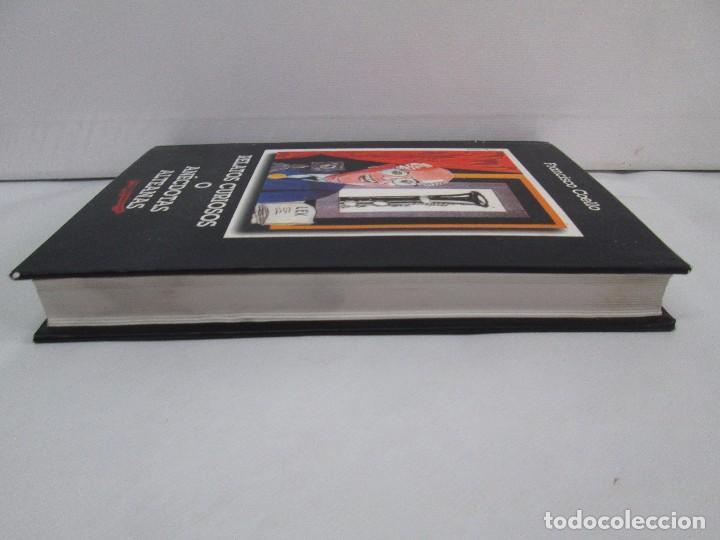 Libros de segunda mano: RELATOS CURIOSOS O ANECDOTAS ALTEANAS. FRANCISCO COELLO. DEDICADO POR EL AUTOR. 2003. - Foto 6 - 119297719