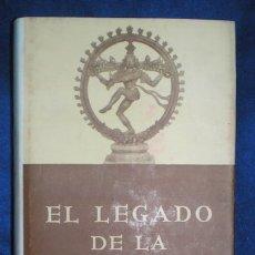 Libros de segunda mano: EL LEGADO DE LA INDIA.. Lote 39180033