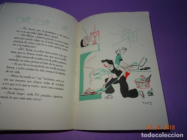Libros de segunda mano: OTEYZA, - Maria de los Angeles de. - SEIS CHICAS SOLAS (VACACIONES SALVAJES) - Año 1941 - Foto 2 - 119384383