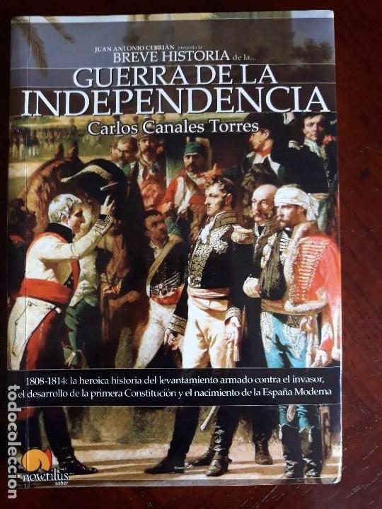 Breve Historia De La Guerra De La Independencia Comprar En