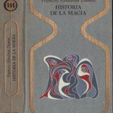 Libros de segunda mano: OTROS MUNDOS - RIBADEAU DUMAS : HISTORIA DE LA MAGIA (1973) PRIMERA EDICIÓN. Lote 119457091