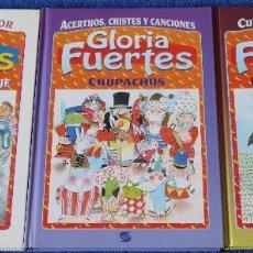 Libros de segunda mano: GLORIA FUERTES - SUSAETA. Lote 119586295