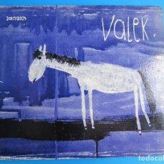 Libros de segunda mano: HISTORIA DE VALEK, EL CABALLO. POR JANOSCH. EDITORIAL LUMEN, 1963. 1ª EDICIÓN EN CASTELLANO.. Lote 119671363