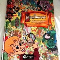 Libros de segunda mano: THE PAGEMASTER, EL GUARDIÁN DE LAS PALABRAS / ALTEA, LIBRO-JUEGO 1994. Lote 119714543
