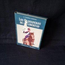 Libros de segunda mano: G. FAGNILLI - LOS GRANADEROS DE LA LIBERTAD - BIBLIOTECA BILLIKEN - ATLANTIDA SEGUNDA EDICION 1960. Lote 119863283