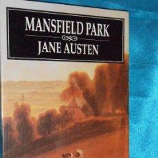 Libros de segunda mano: JANE AUSTEN, MANSFIELD PARK · RIALP (1995) PRIMERA EDICIÓN. Lote 119864447
