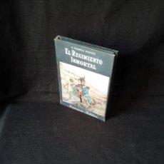 Libros de segunda mano: G. FAGNILLI - EL REGIMIENTO INMORTAL - BIBLIOTECA BILLIKEN - ATLANTIDA PRIMERA EDICION 1956. Lote 119864535