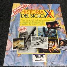 Libros de segunda mano: INTERVIU ESPECIAL HISTORIA DEL SIGLO XX. Lote 269948458