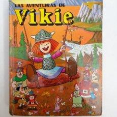 Libros de segunda mano: LAS AVENTURAS DE VIKIE - EDICIONES RECREATIVAS AÑO 1975 -ESTRELLAS DE LA TELE Nº1. Lote 119946243