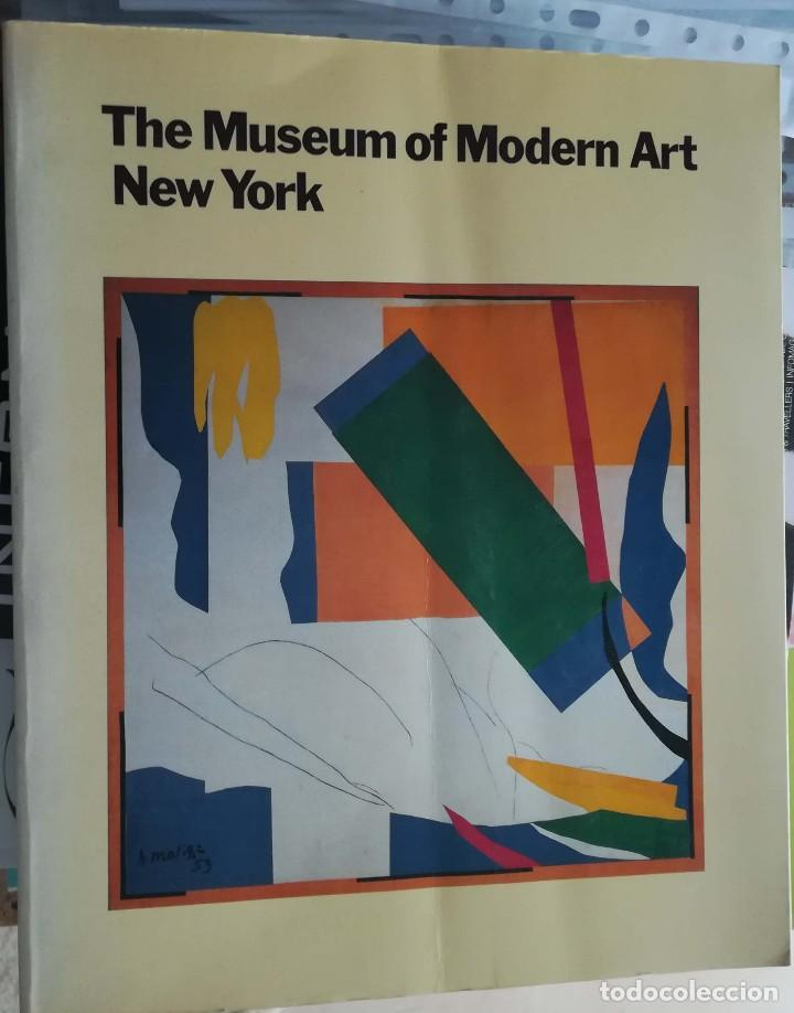 Libros de segunda mano: THE MUSEUM OF MODERN ART NEW YORK - Foto 1 - 119952723