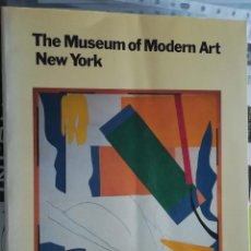 Libros de segunda mano: THE MUSEUM OF MODERN ART NEW YORK. Lote 119952723