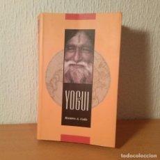 Libros de segunda mano: LIBRO EL YOGUI DE RAMIRO A. CALLE. EDICIONES JAGUAR. PRIMERA EDICIÓN 1998.. Lote 120057667