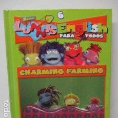 Libros de segunda mano: LIBRO-DVD: LOS LUNNIS: ENGLISH PARA TODOS, NUMERO 6. Lote 120101275