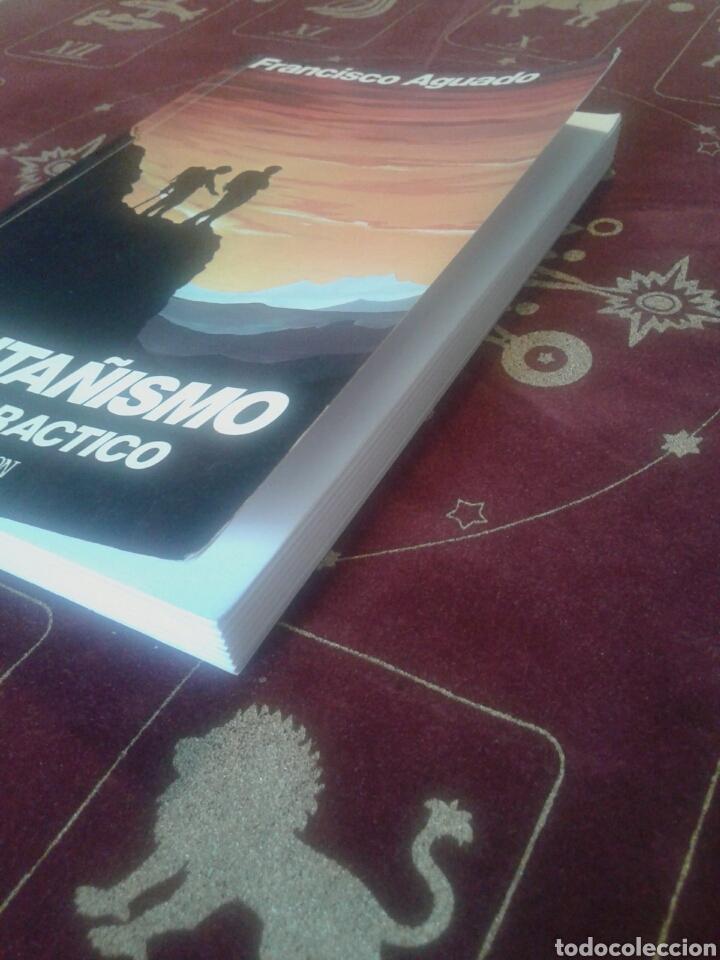 Libros de segunda mano: Libro. Montañismo manual practico. Francisco Aguado. - Foto 2 - 120134183