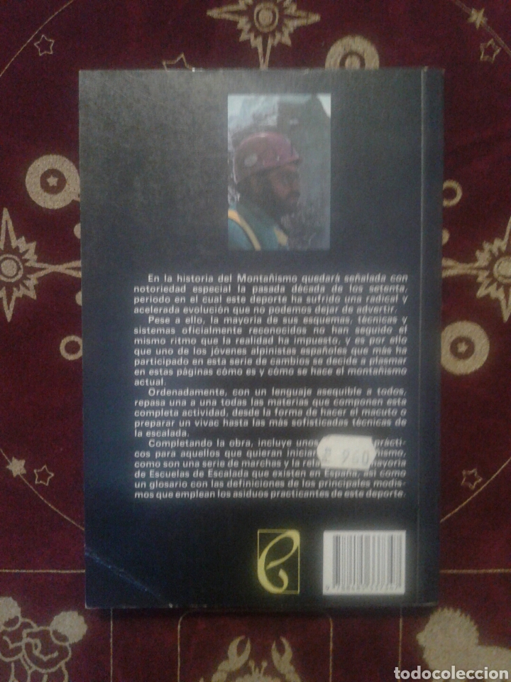 Libros de segunda mano: Libro. Montañismo manual practico. Francisco Aguado. - Foto 3 - 120134183