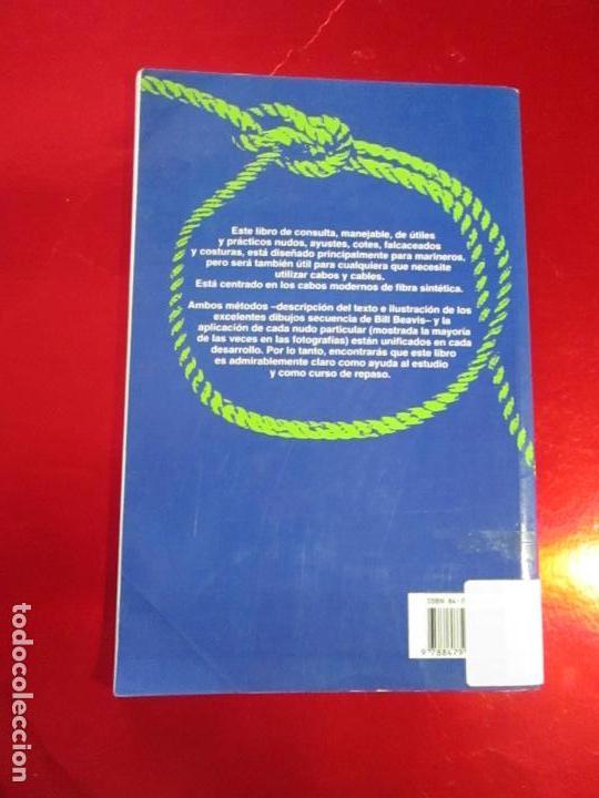 Libros de segunda mano: libro-los nudos más utilizados en náutica-colin jarman-tutor náutica-2ªedición-1993-buen estado - Foto 4 - 120214375